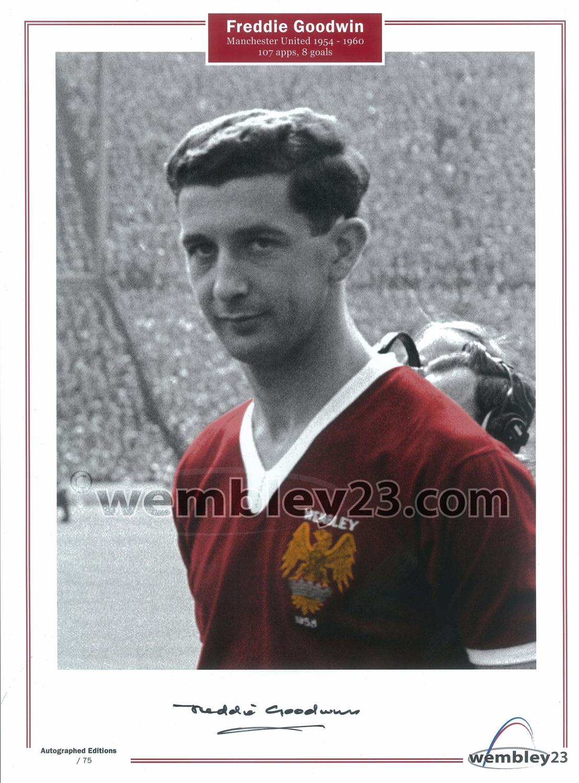 Freddie Goodwin Manchester United