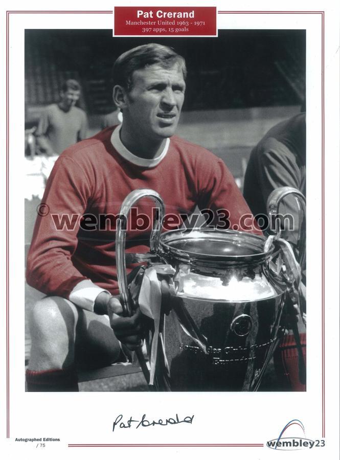 Pat Crerand Manchester United
