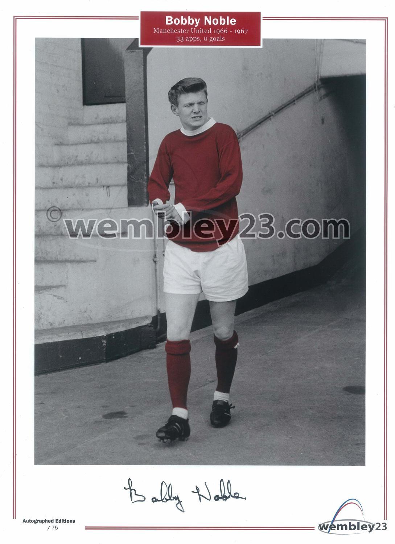Bobby Noble Manchester United