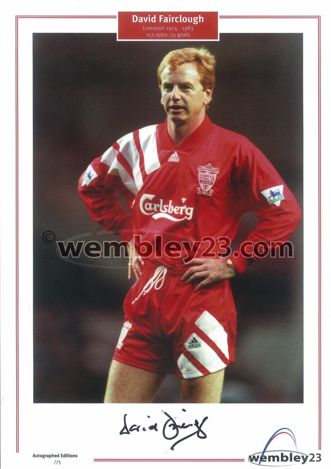 David Fairclough Liverpool