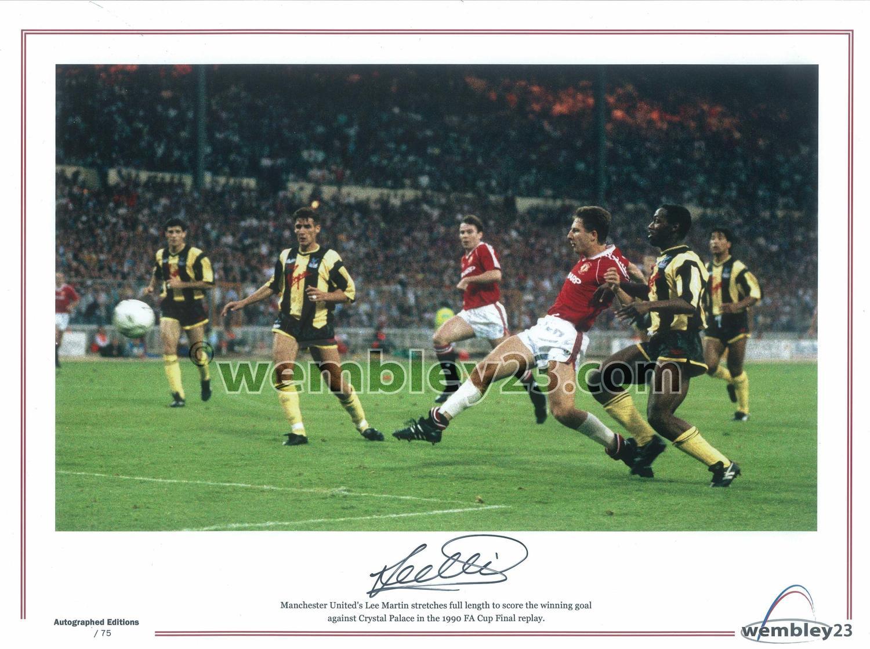 Lee Martin Manchester United