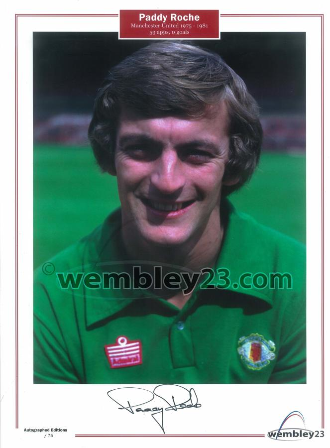 Paddy Roche, Manchester United
