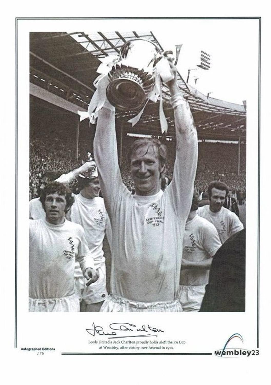 Jack Charlton Leeds Utd