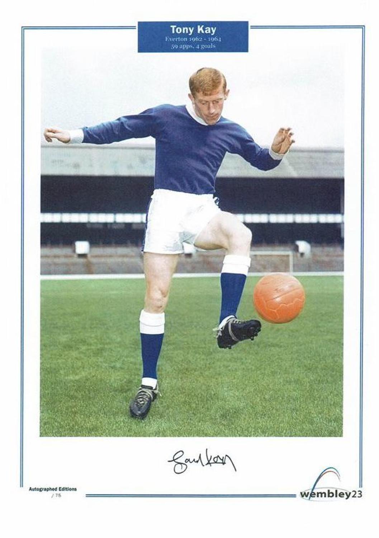 Tony Kay Everton