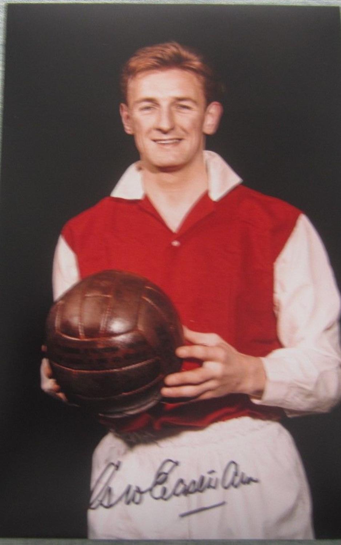 George Eastham Arsenal