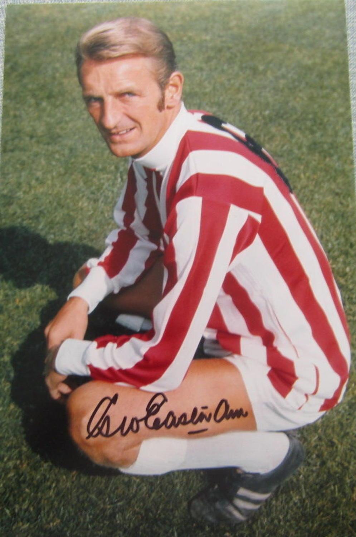 George Eastham Stoke City
