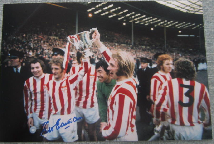 George Eastham Stoke City