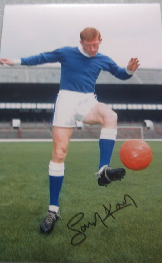 Tony Kay Everton