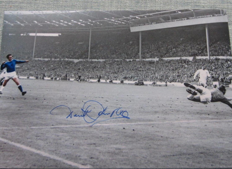 Derek Temple Everton 1966 Cup Final