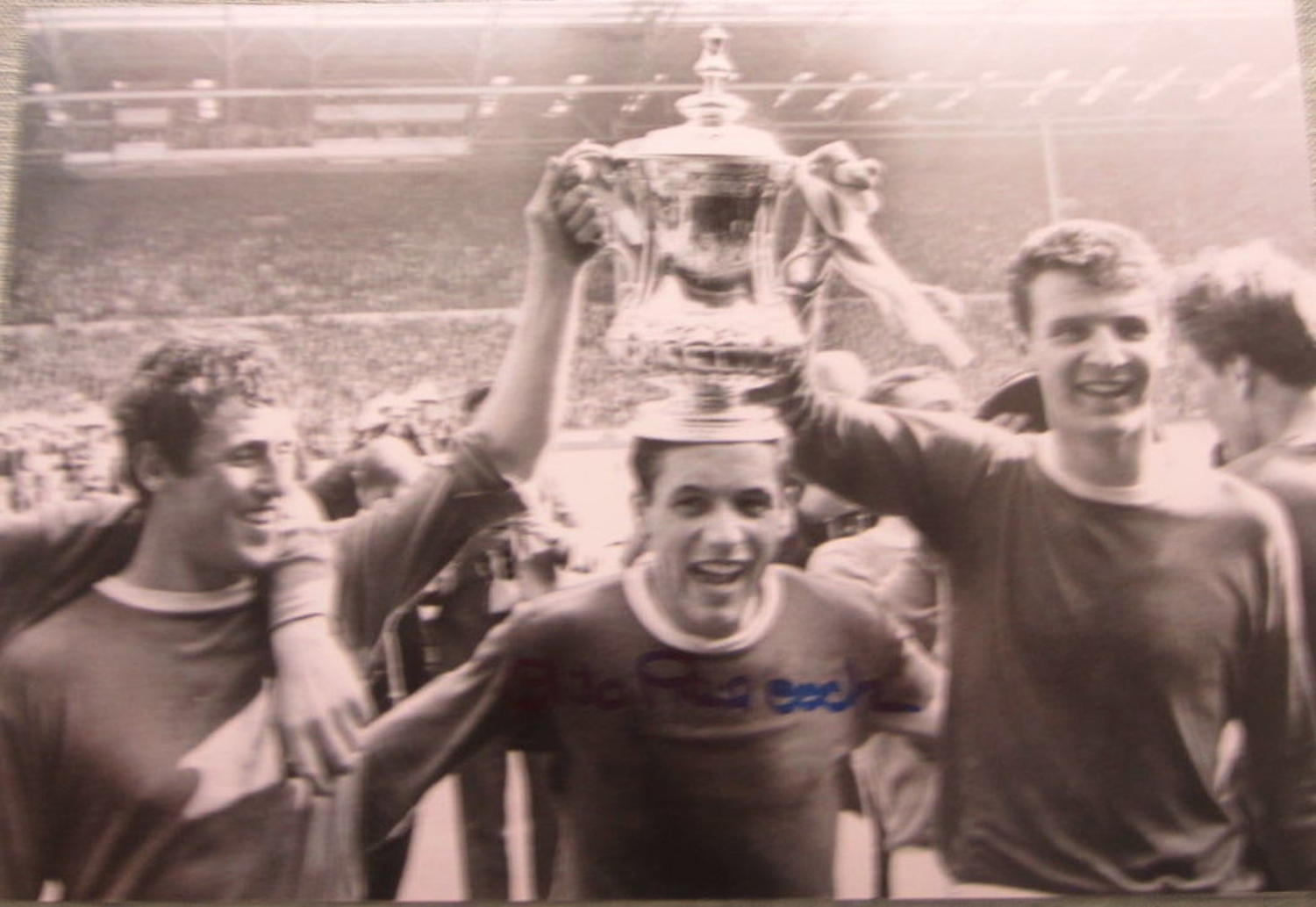 Derek Temple Everton FA Cup 1966