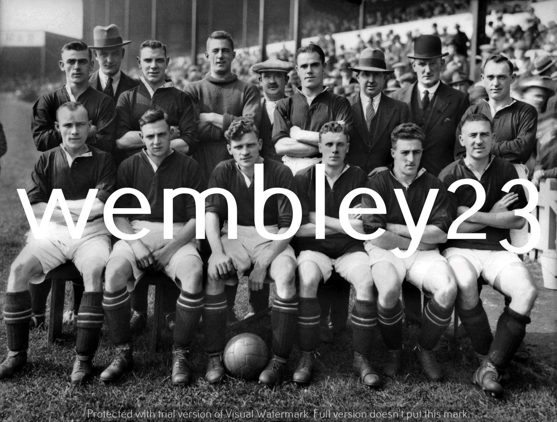 Albert Wilkes Manchester United 1927-28