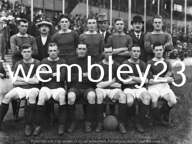 Albert Wilkes Manchester United 1921-22