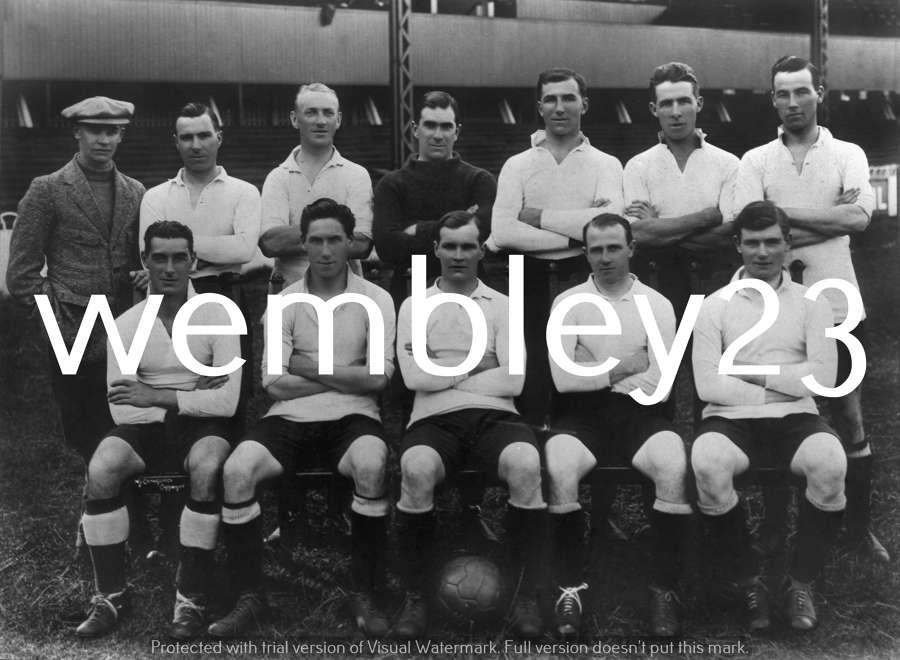 Tottenham FA Cup Team 1921