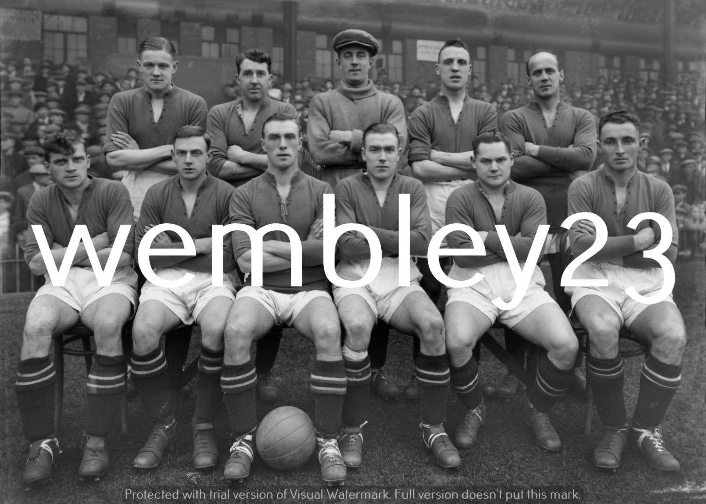 Albert Wilkes Manchester United 1929-30