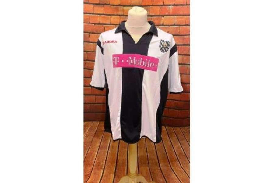Steve Watson West Bromwich Albion 2005-2006 Match Worn Shirt